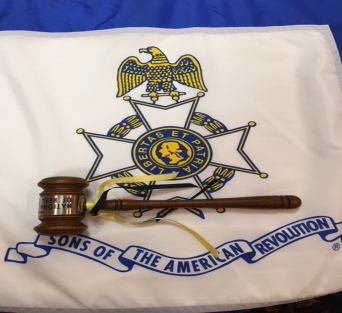 The Cincinnati Chapter_s Historic Presidents Gavel
