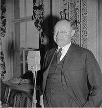 Senator Robert A. Taft