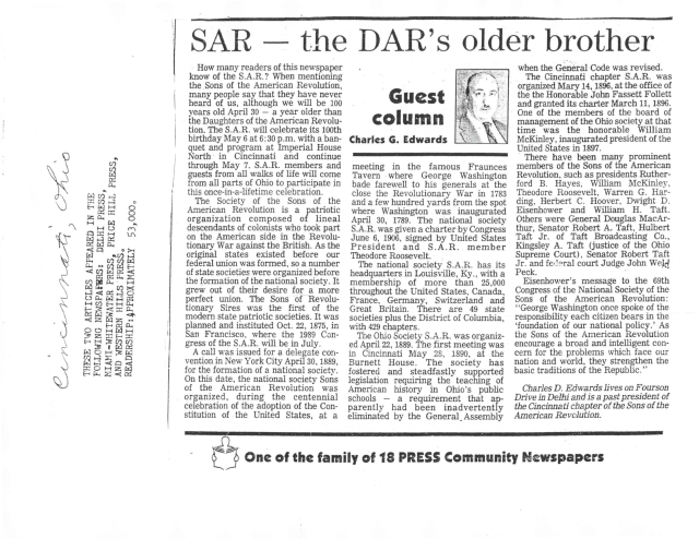 SAR-DAR Older Brother newspaper article.png