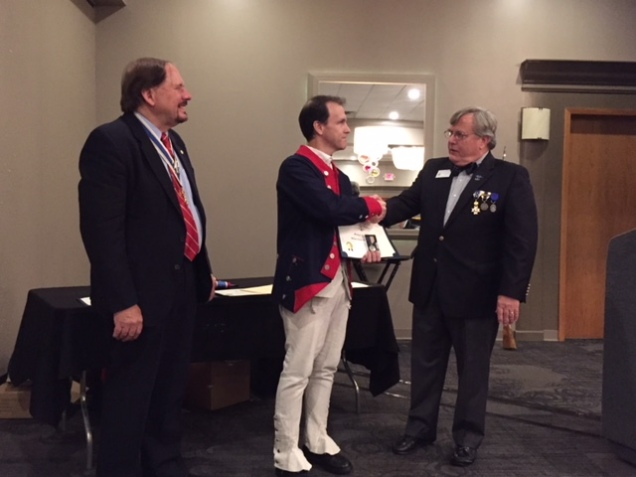 20190909-Cincinnati-SAR-Constitution-Day-Luncheon-MIchael-Blum-Color-Guard-Medal-04
