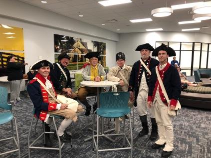 20181023-Cincinnati-Chapter-Sons-Of-The-American-Revolution-SAR-Honor-Flight-01