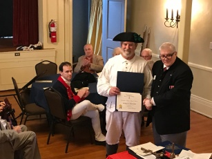 20190217-Sons-of-the-American-Revolution-SAR-Cincinnati-Chapter-George-Washington-Birthday-BobBowers-Certificate-02