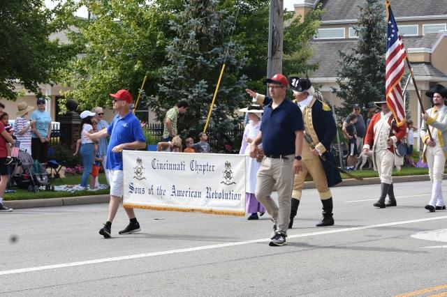 20190704-Cincinnati-SAR-Sons-of-the-American-Revolution-Montgomery-Ohio-Parade-04